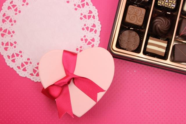 バレンタインの本命にあげるチョコ